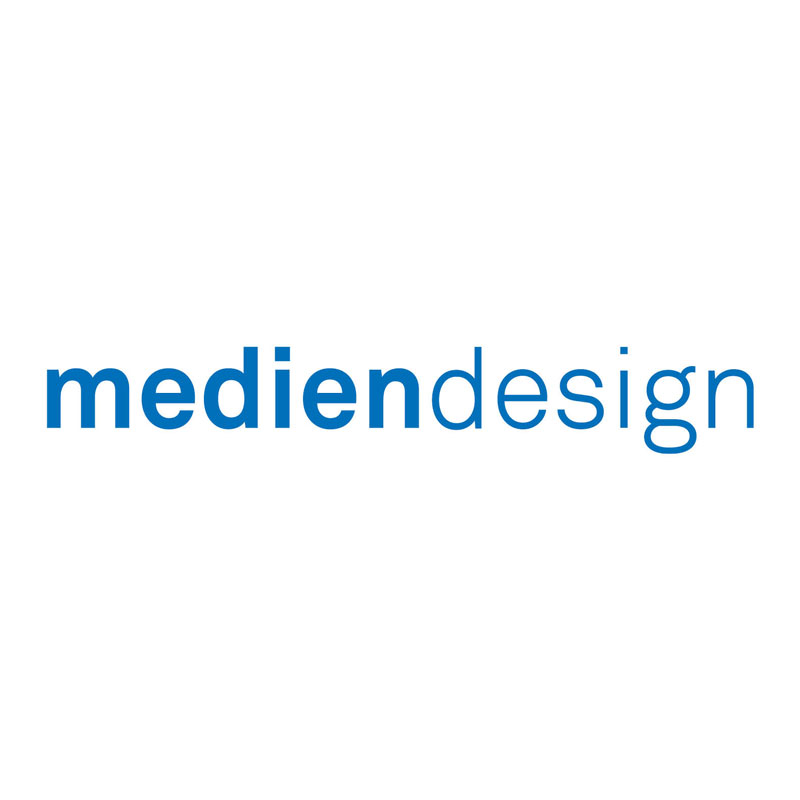 Logo mediendesign AG